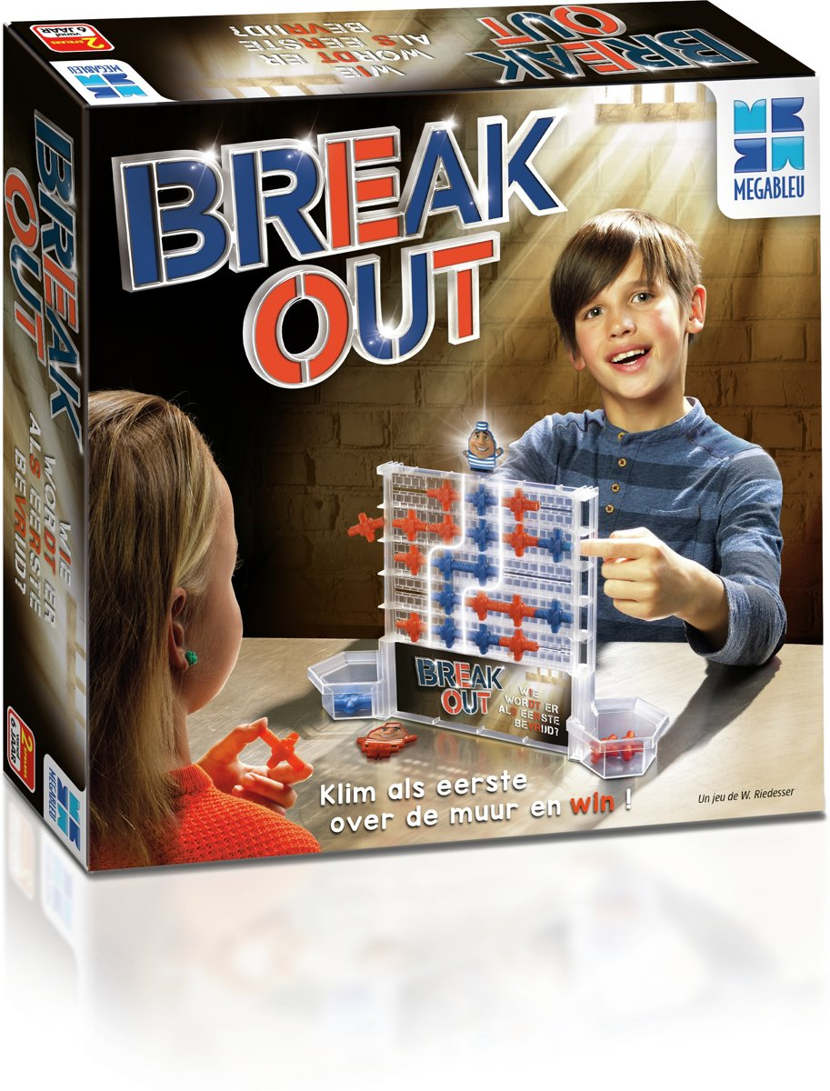 Break out - Spel