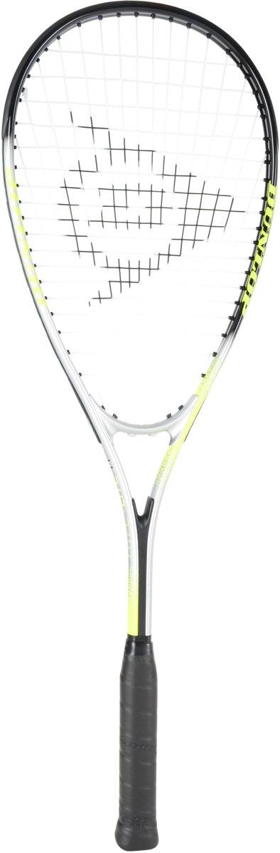 Dunlop SquashracketVolwassenen - zilver/zwart/geel
