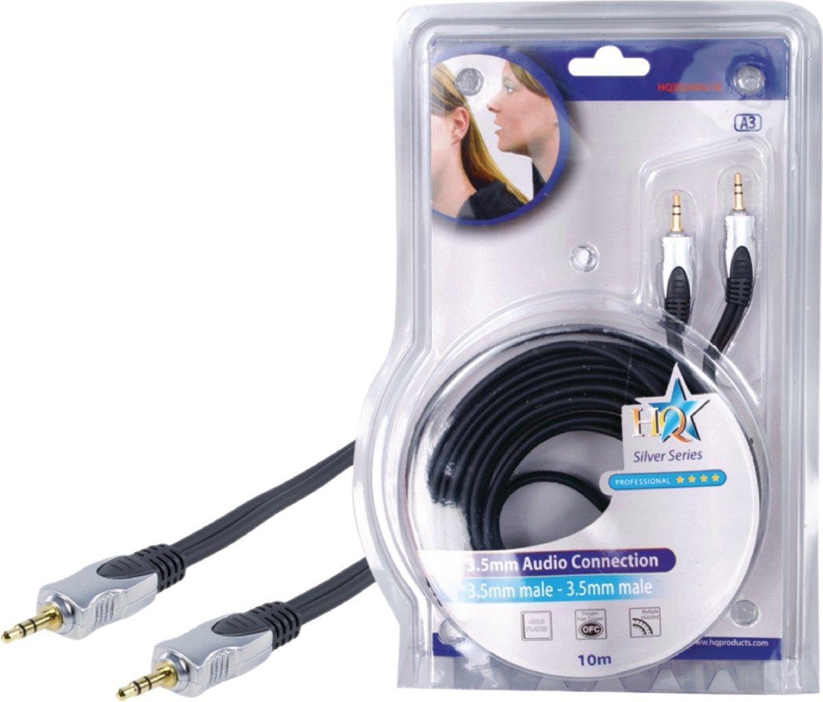 HQ, Hoge Kwaliteit Audio Kabel 10m kopen