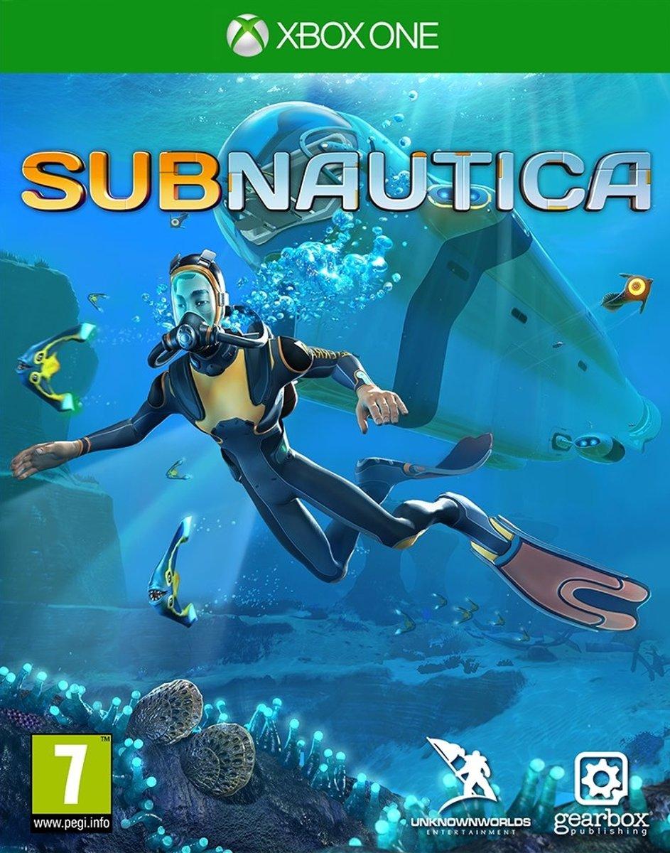 Subnuatica Xbox One