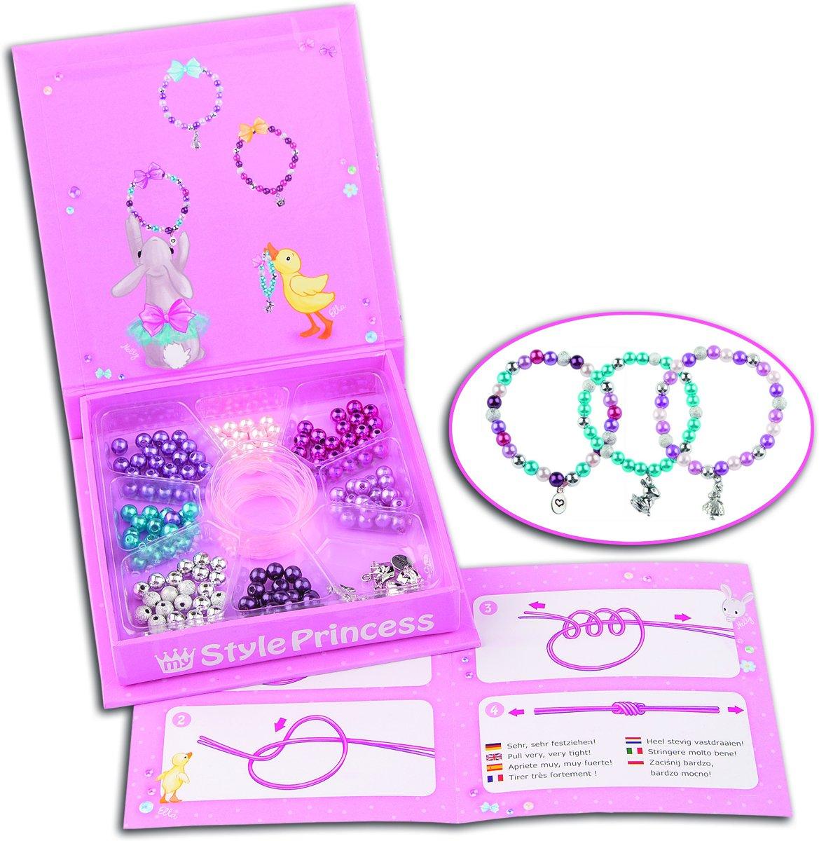 My Style Princess armbanden knutselset kopen