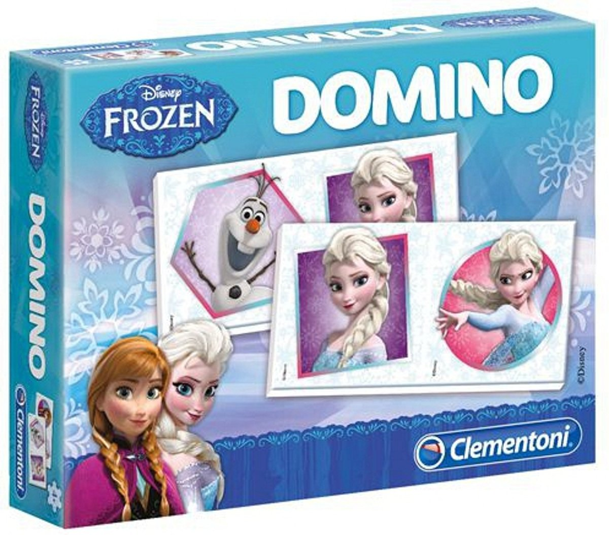 Frozen Domino