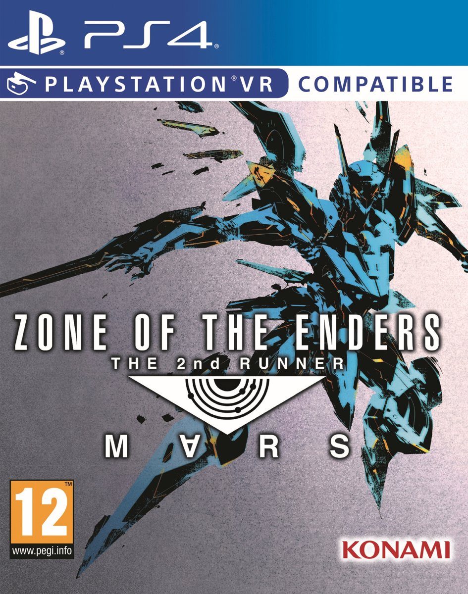 Zone of the Enders: The 2nd Runner - M∀RS PlayStation 4