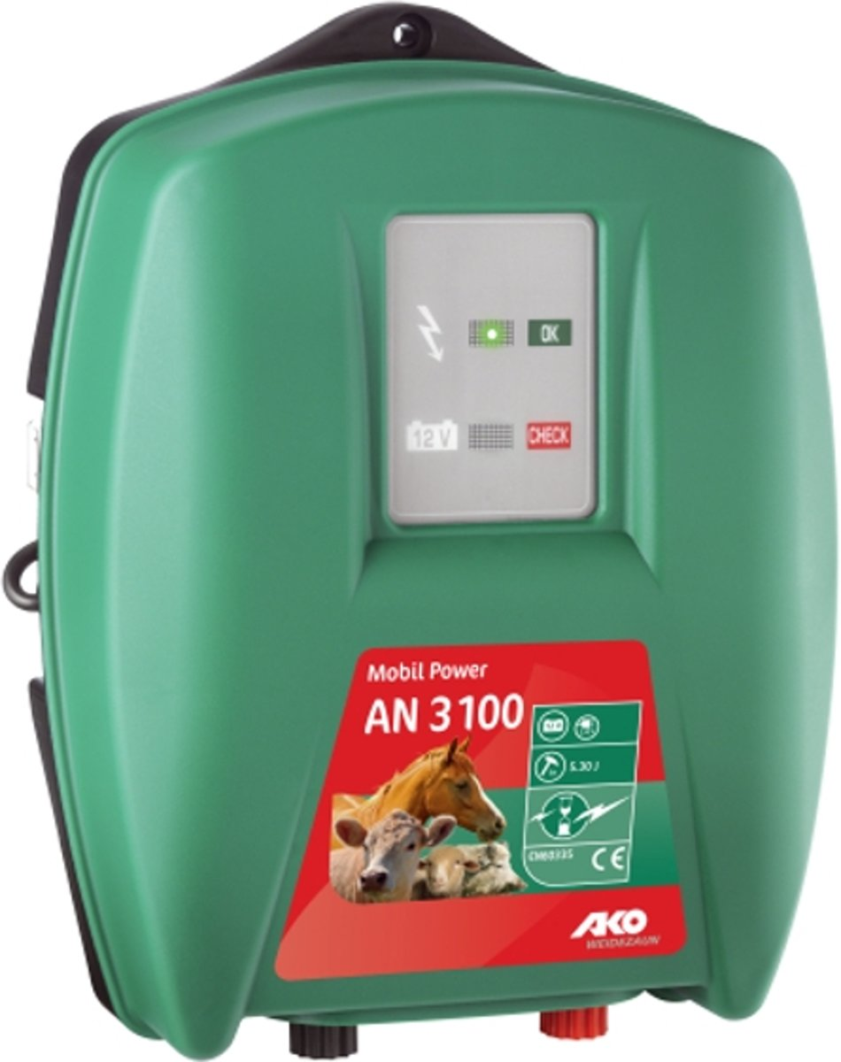 AKO Mobil Power AN 3100 accuapparaat, 12V *met GPS*