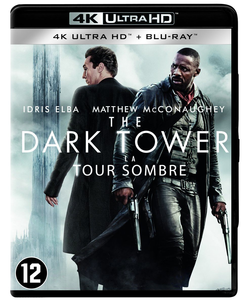 The Dark Tower (4K Ultra HD Blu-ray)-