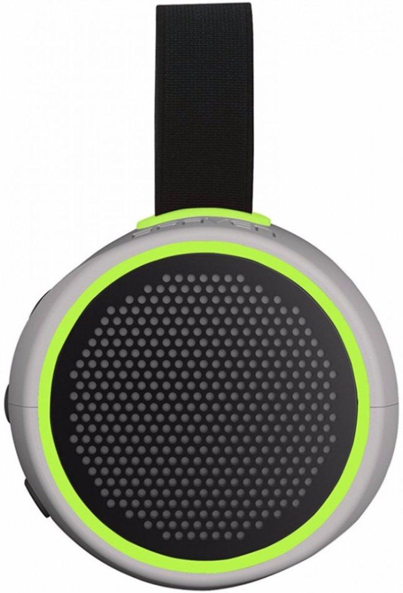 Braven 105 Waterproof Bluetooth Speaker - Zilver/Groen kopen