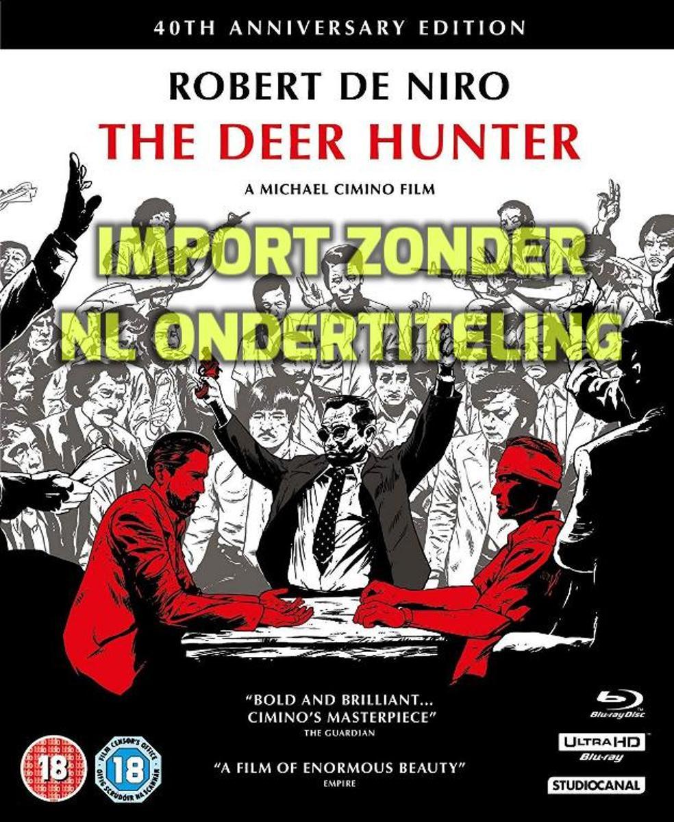The Deer Hunter 40th Anniversary 4K UHD [2018] [Blu-ray]-