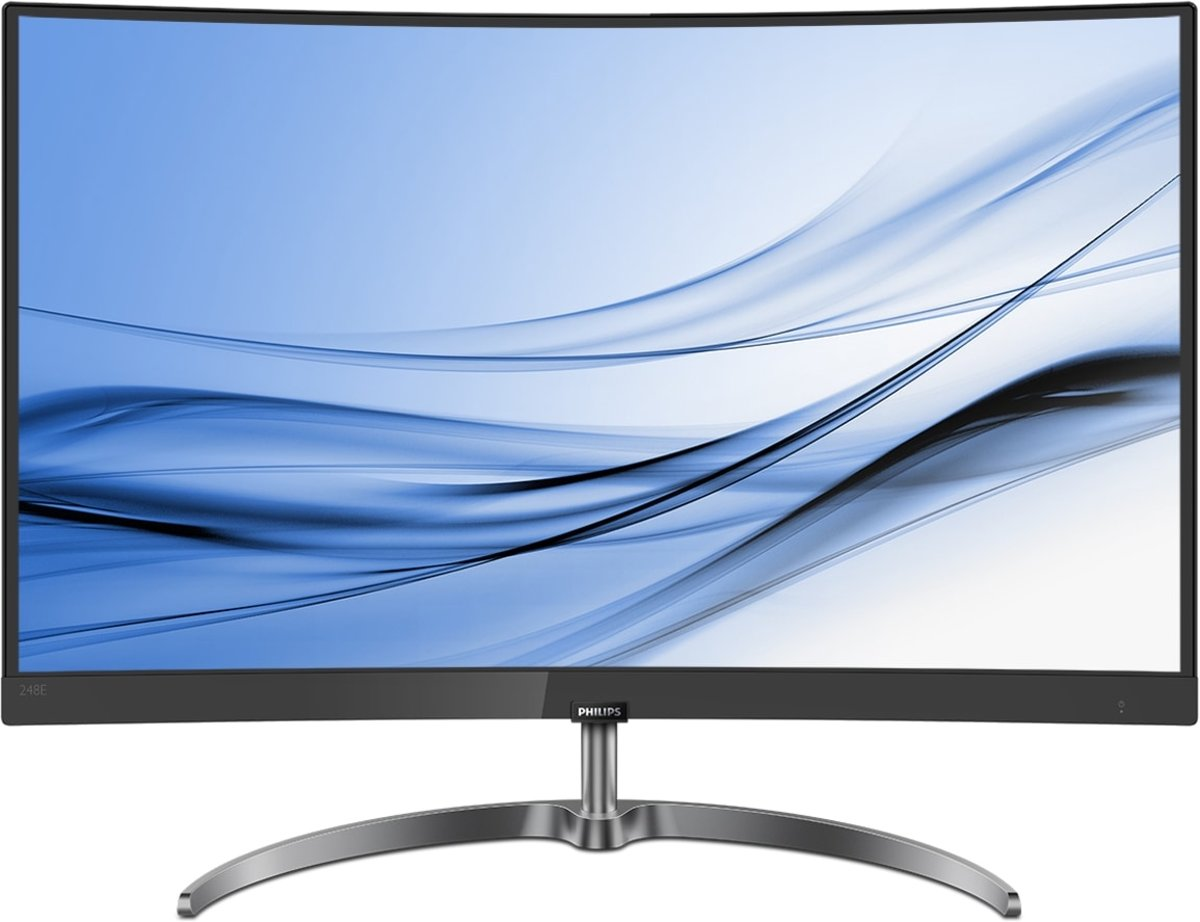 Philips 248E9QHSB - Curved Full HD Monitor (75 Hz)