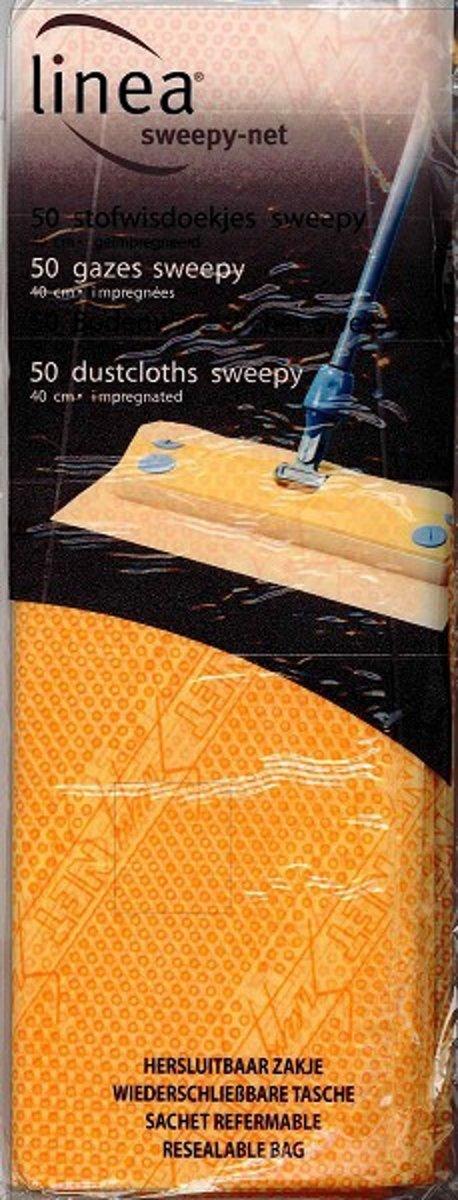 Linea Sweepy-net Vliesdoekjes 40cm 50st kopen