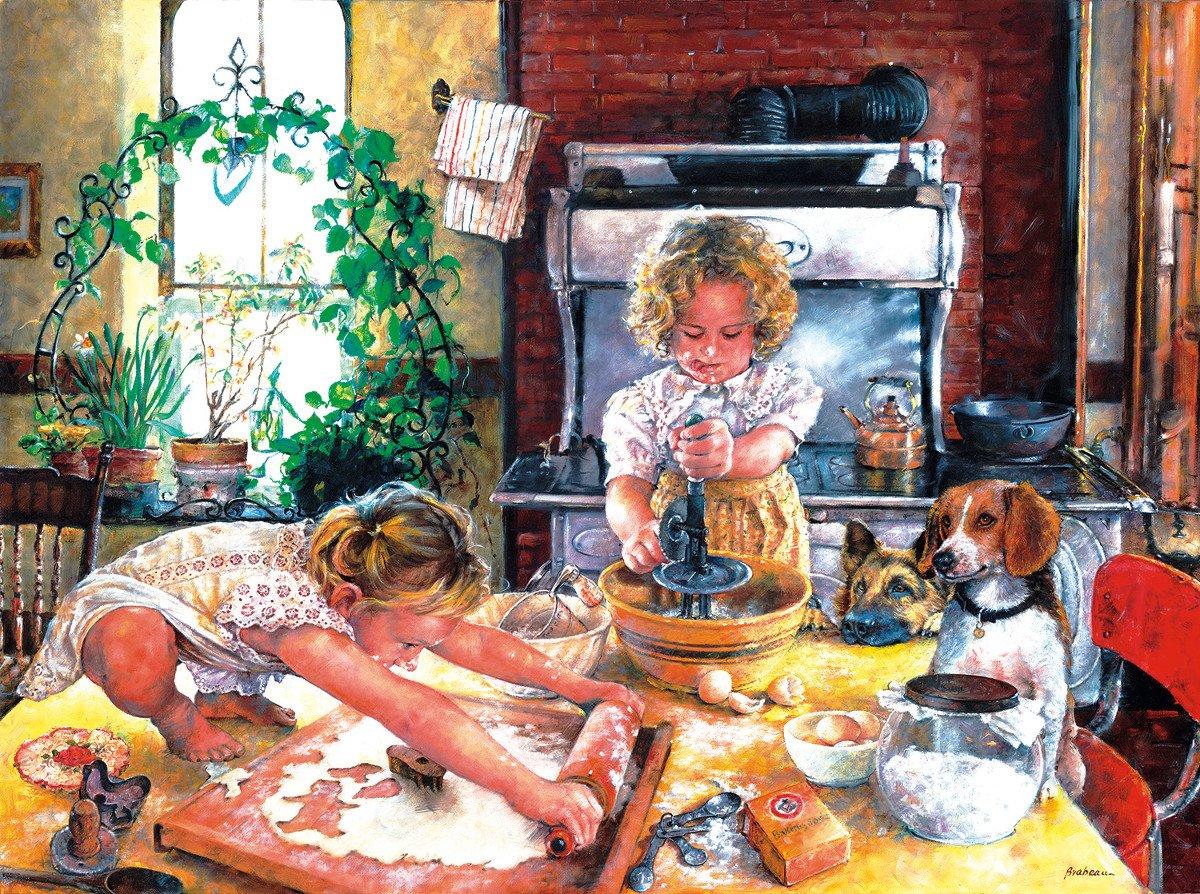 Susan Brabeau legpuzzel Baking Cookies 1000 stukjes kopen