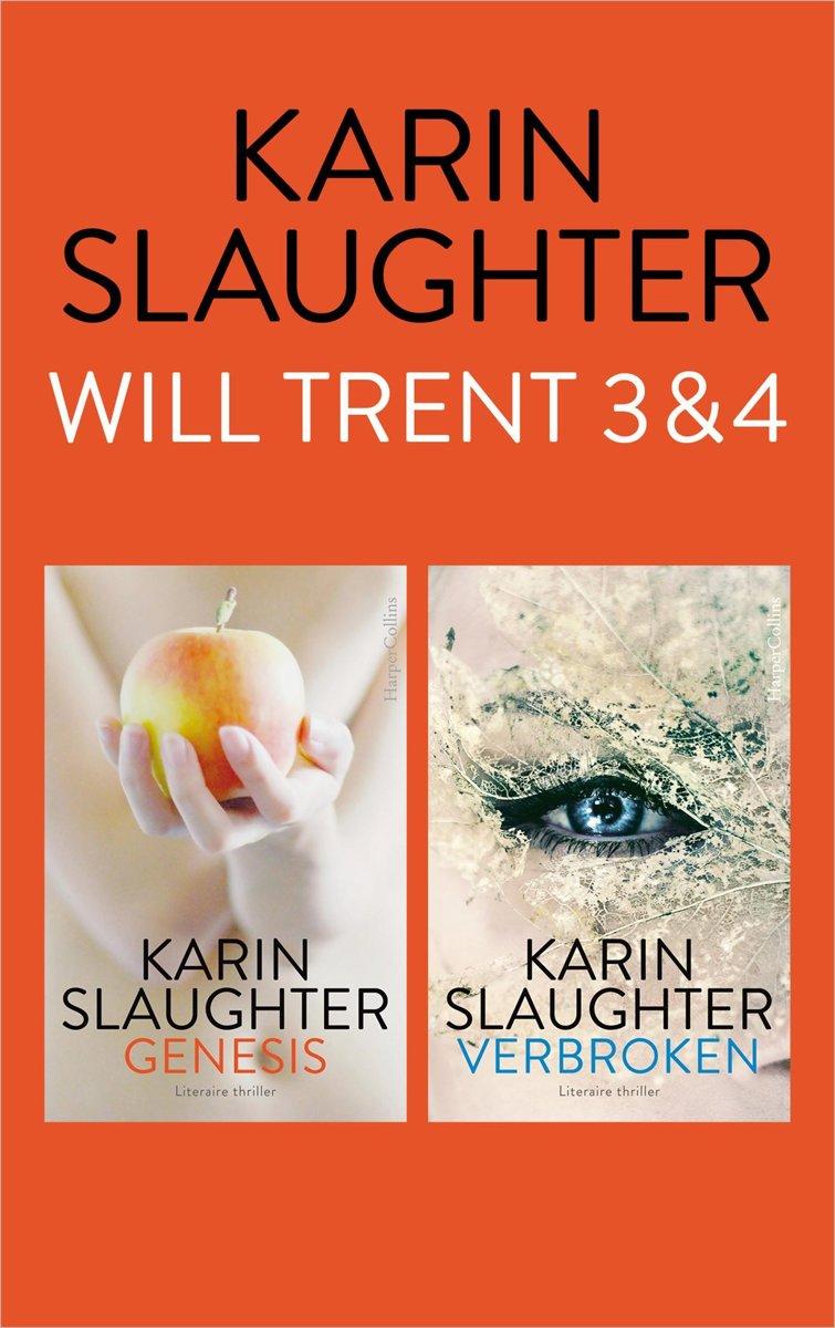 Kaft van e-book Will Trent 3 & 4