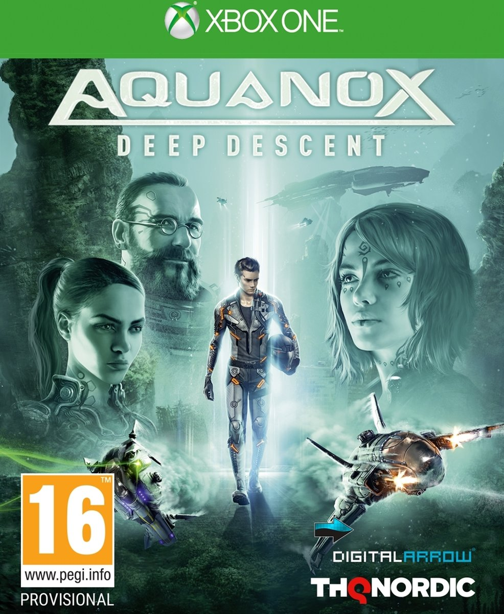 Aquanox: Deep Descent Xbox One