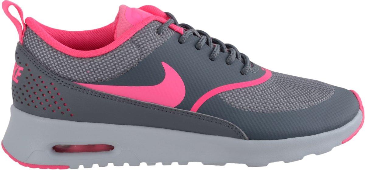Nike Air Max Thea Sneakers Dames grijsroze