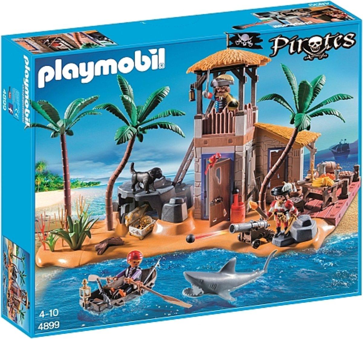 PLAYMOBIL Piratenbaai - 4899