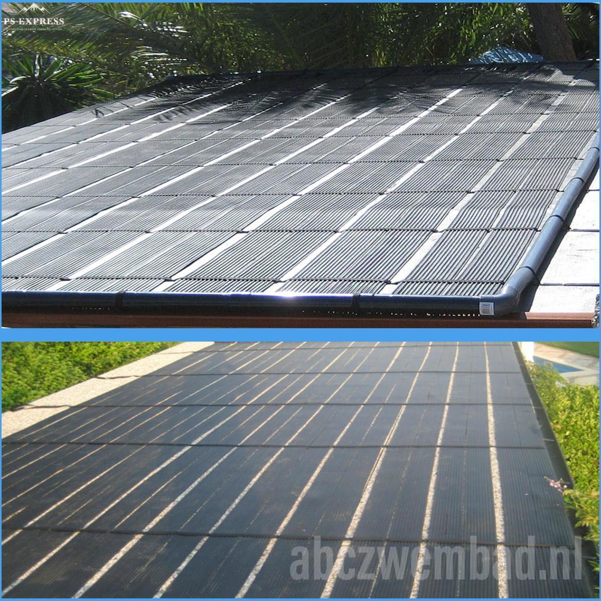 24m2 solar 3.33m x 7.20m zwembadverwarming