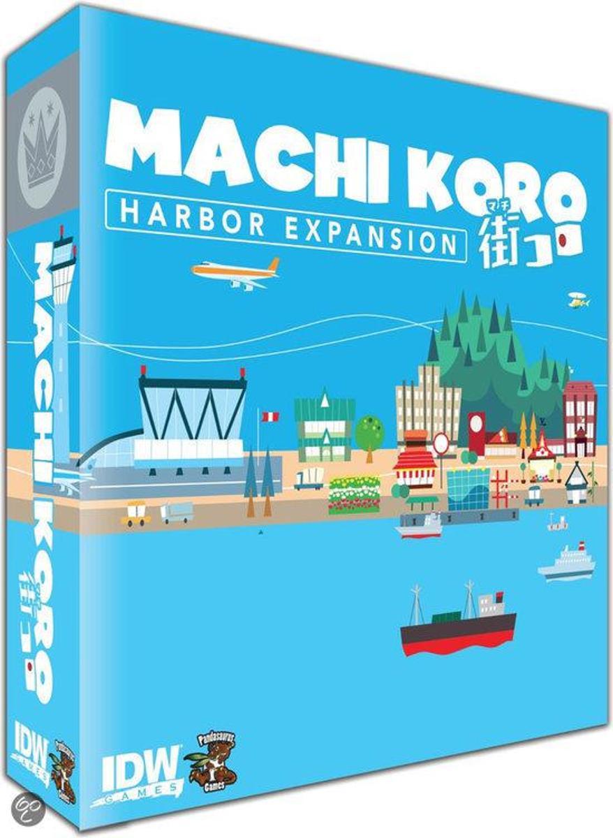 Machi Koro Harbor Expansion