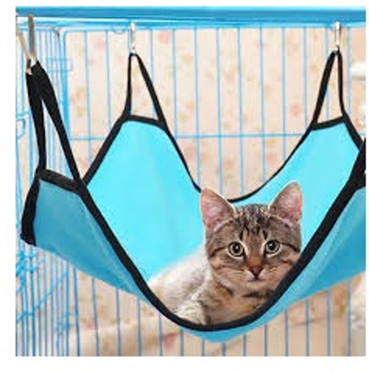 Blauwe Hangmat voor Katten kopen