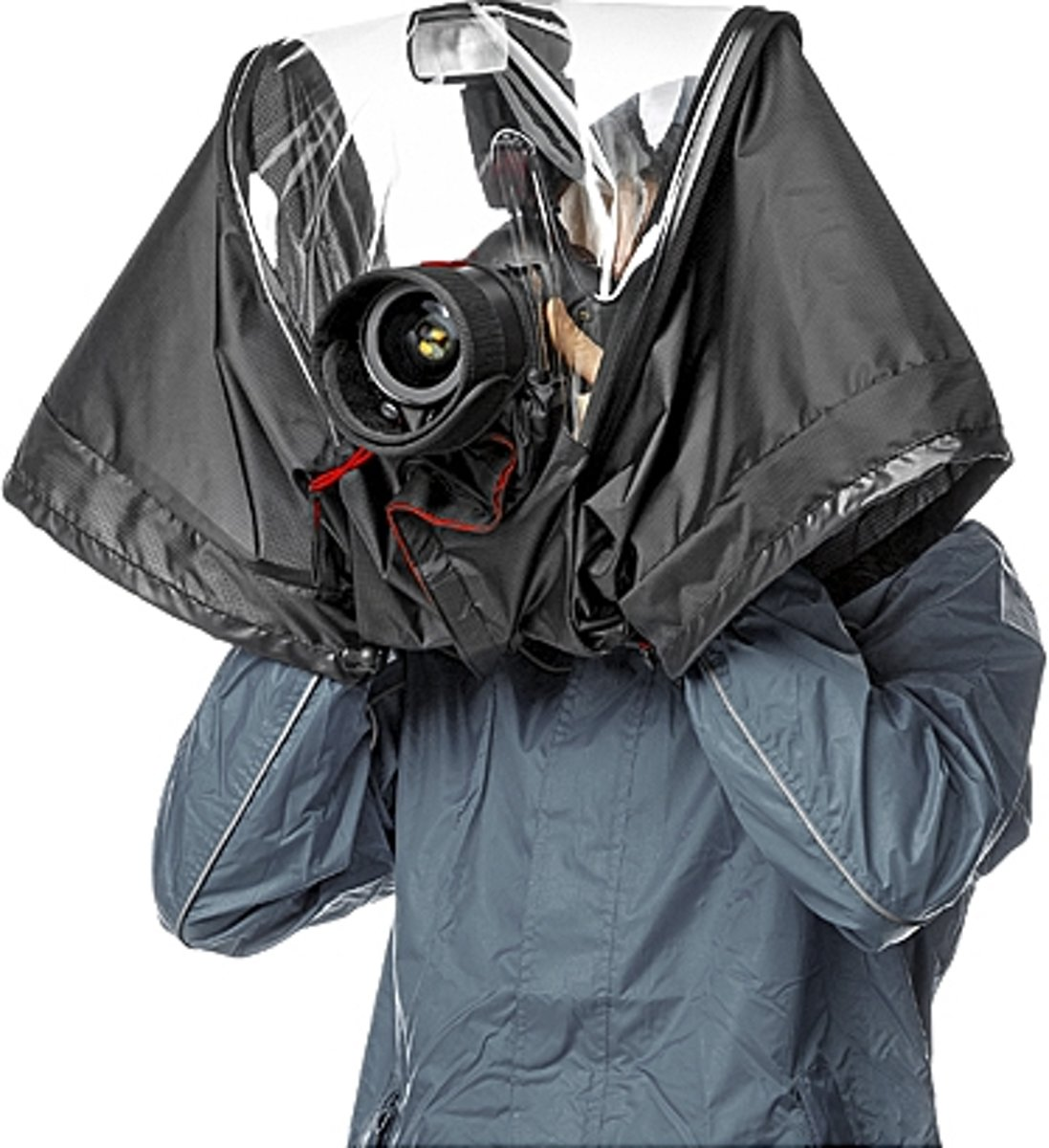Manfrotto Mb Pl E 705 Dslr Camera Stof Weefsel Regenhoes Ma H M Holster Voor