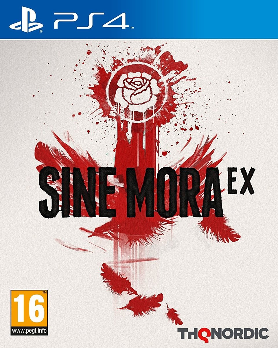 Sine Mora EX PlayStation 4