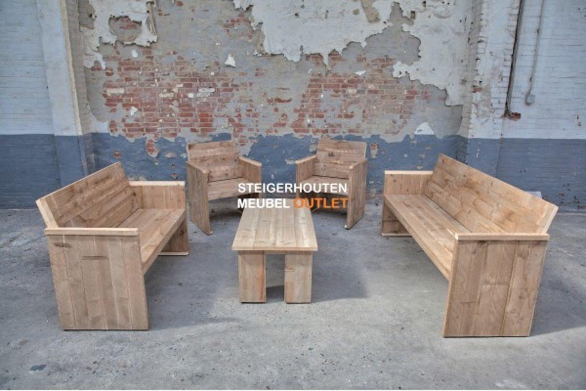 tuinset steigerhout compleet kopen