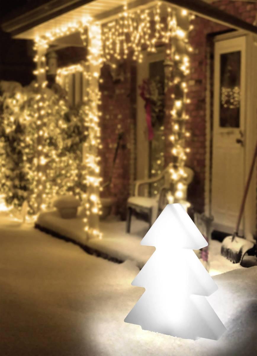 Decoratief LED-licht Kerstboom Neutraal wit LED Wit Polarlite 001460524 kopen