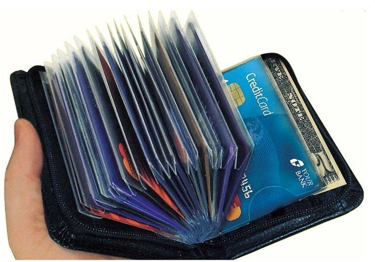 791745b5a02 bol.com | Safe Wallet - Pasjes Houder 36 pasjes - RFID Blokking