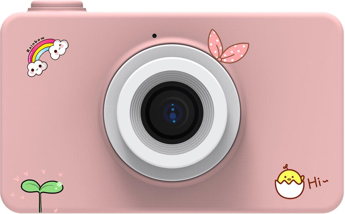 White Sheep 24MP digitale kindercamera + Selfie Video