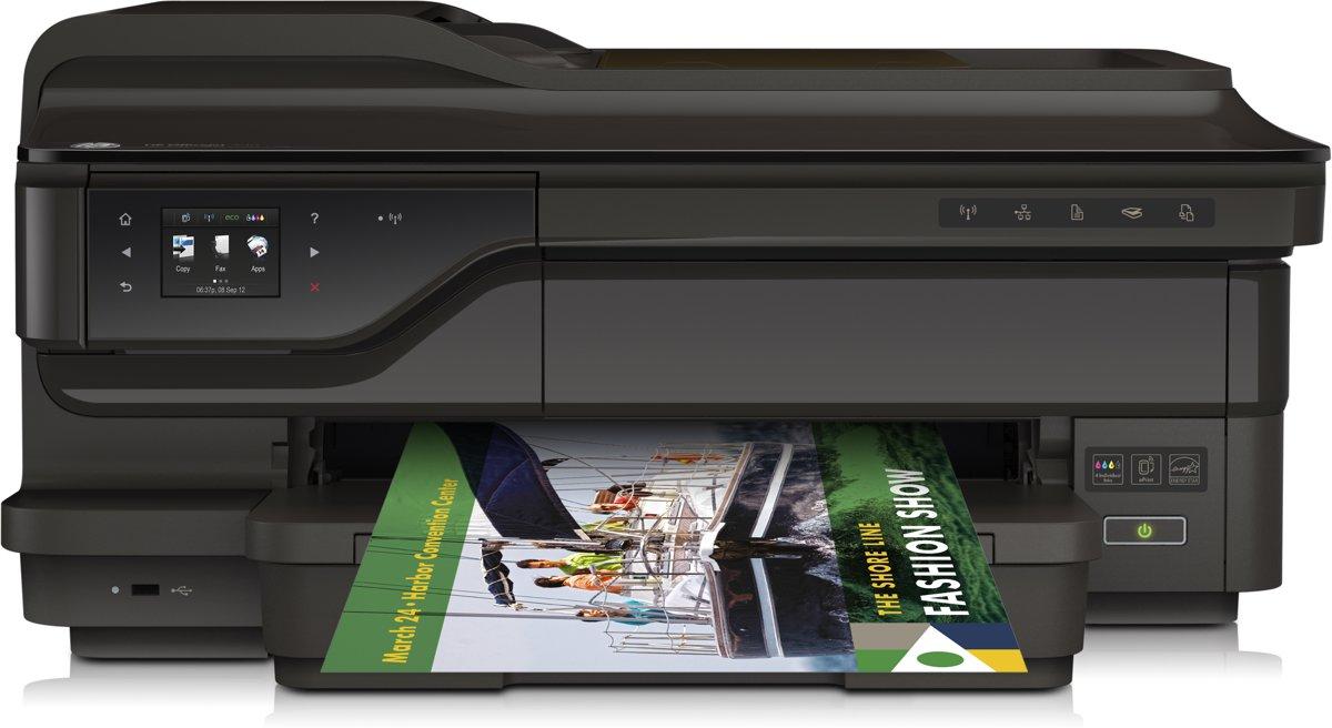 HP Officejet 7612 - A3 Breedformaat e-All-in-One Printer