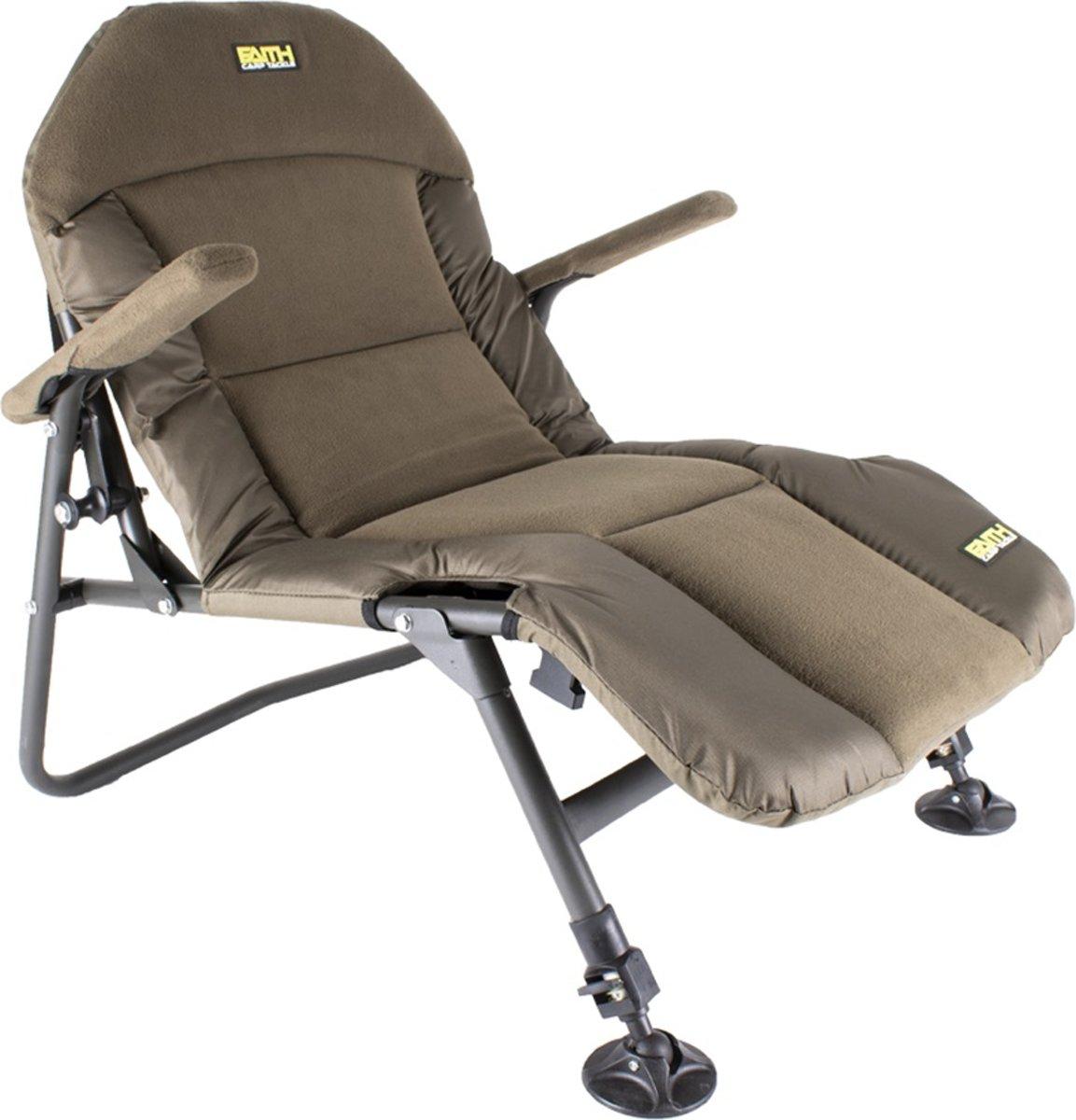 Faith Lounge Chair | Karperstoel | S