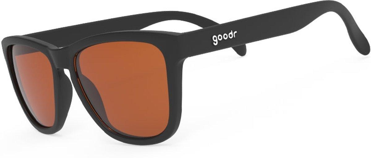 GoodR Zonnebril Running Junie & Michelle's Obstacle Opticals Zwart kopen