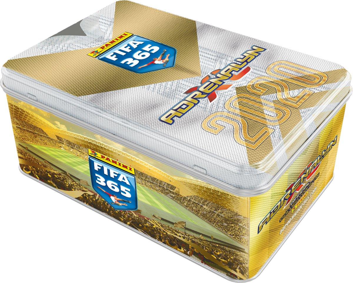 Panini Adrenalyn XL FIFA365 19/20 MEGA Tin - Voetbalplaatjes kopen
