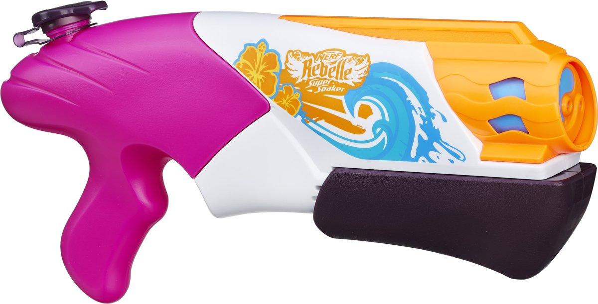 NERF Rebelle Super Soaker Tidal Twist - Waterpistool