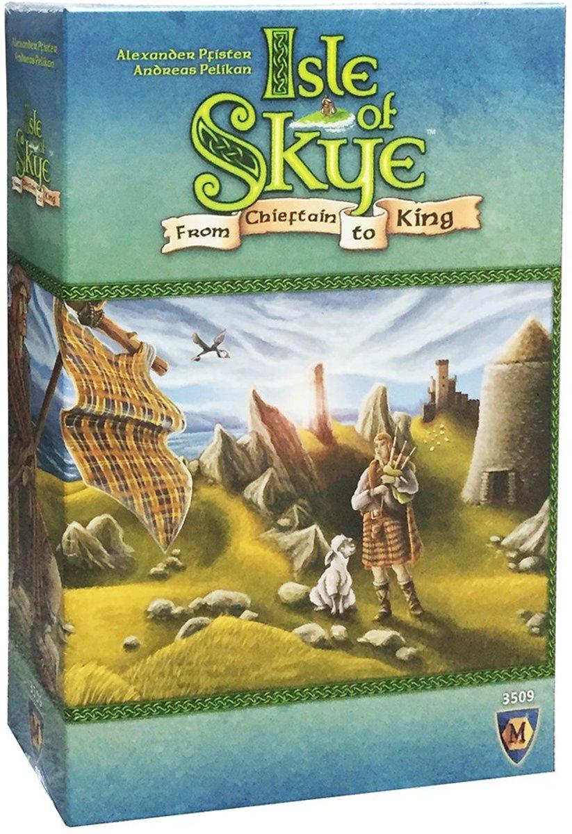 Isle of Skye: from Chieftain to King (Engelse Versie)