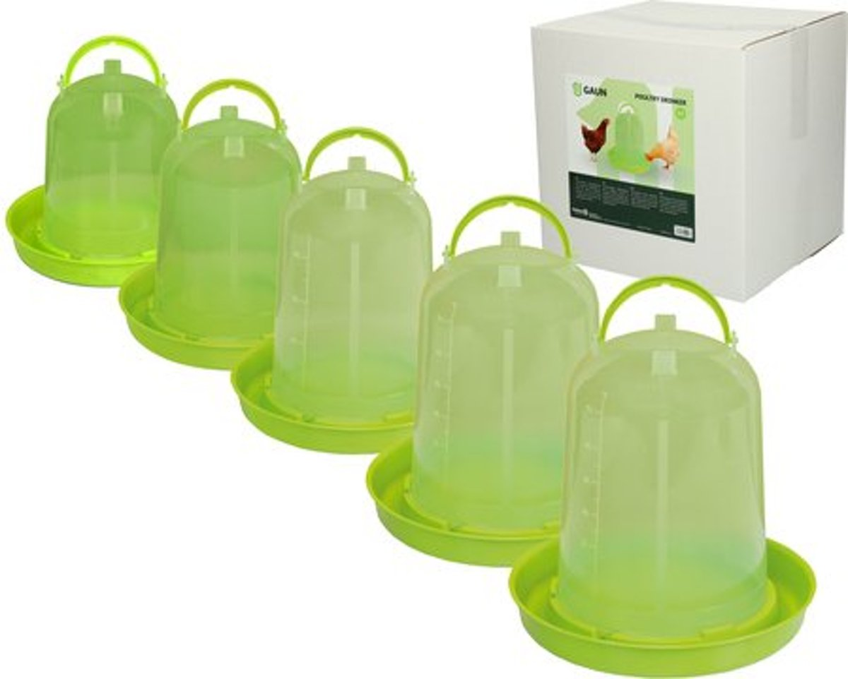Drinkklok Eco 3L.