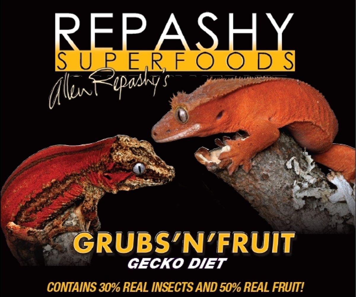 Repashy Grubs'N'Fruit 340gr