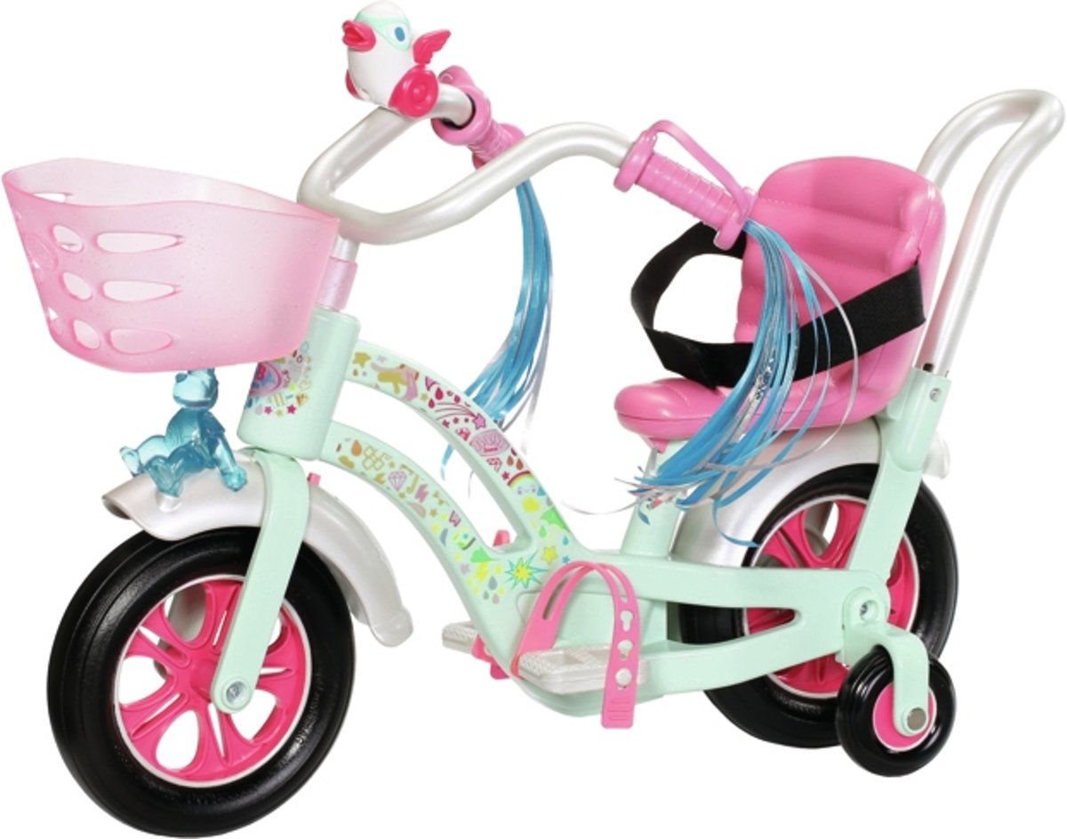 BABY born� Fiets Play en Fun
