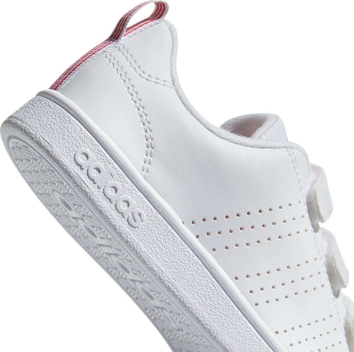 | adidas VS Advantage Clean Kids Sneakers Wit