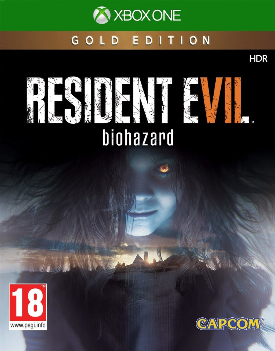 Resident Evil 7, Biohazard (Gold Edition) Xbox One