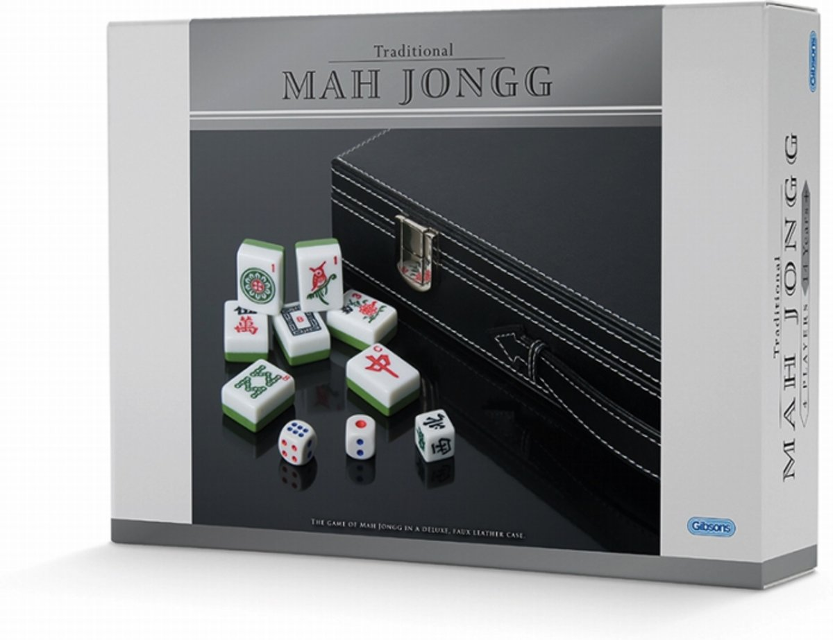 Mah Jongg set�