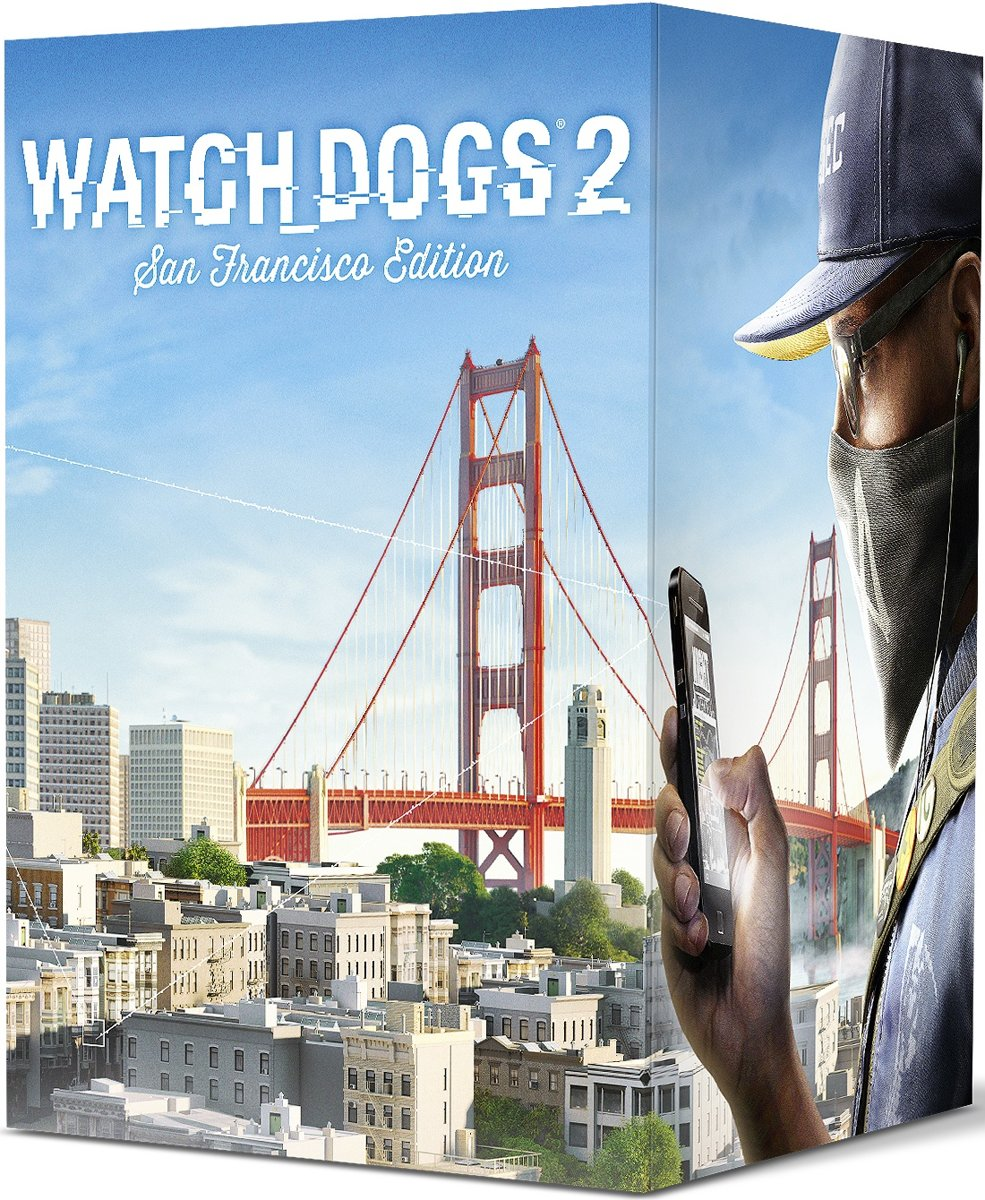 Watch Dogs 2 - San Francisco Collector Edition Xbox One