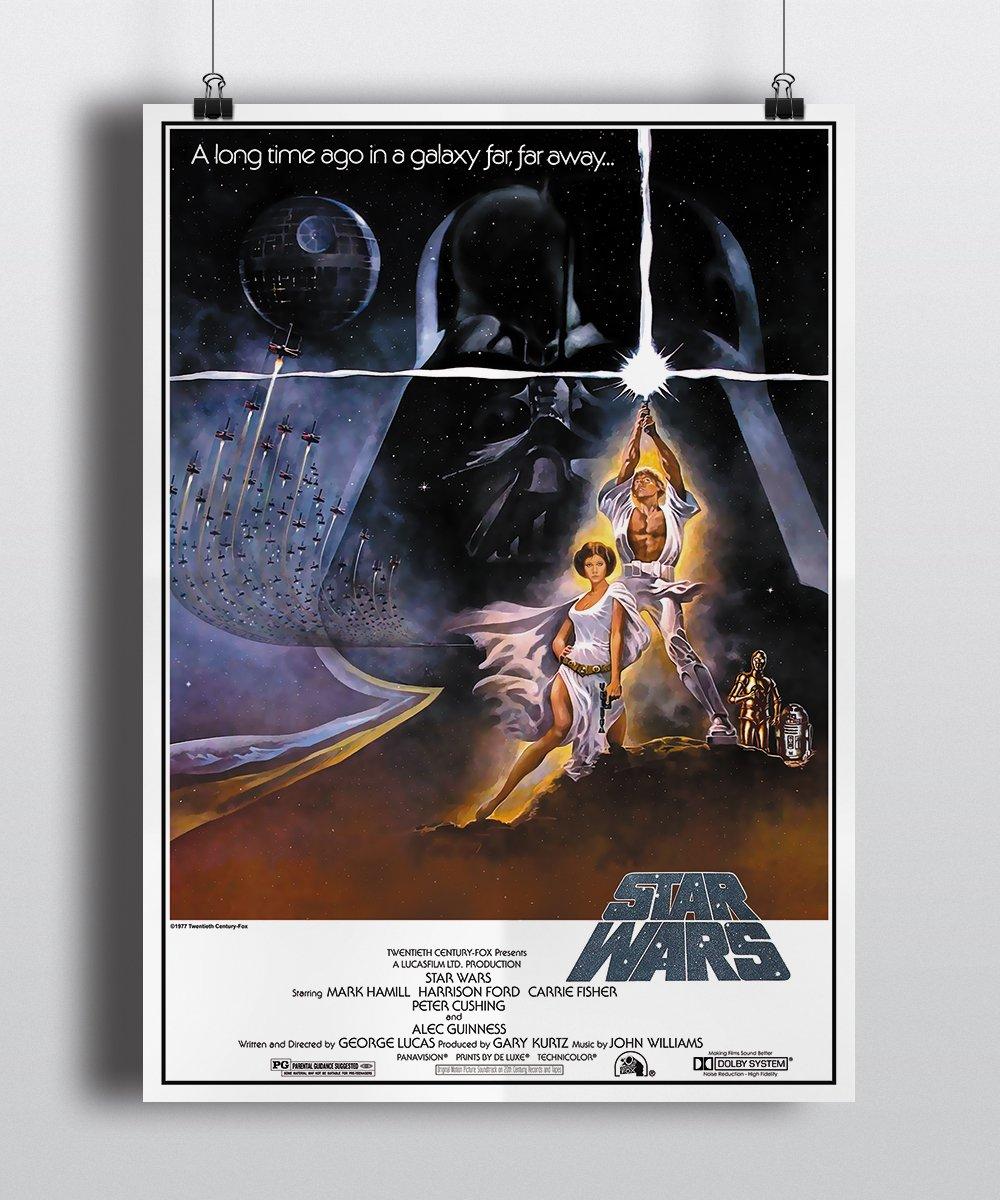 Poster film Star Wars 1977 kopen