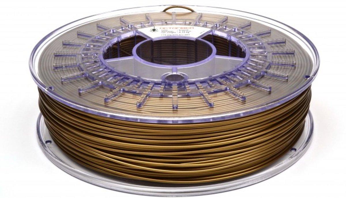 Octofiber 1.75mm Filament PLA Brons
