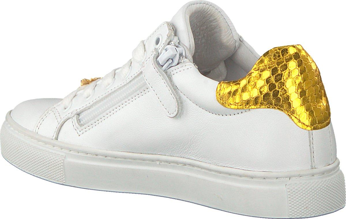 Giga Meisjes Lage sneakers G1026 Wit Maat 33