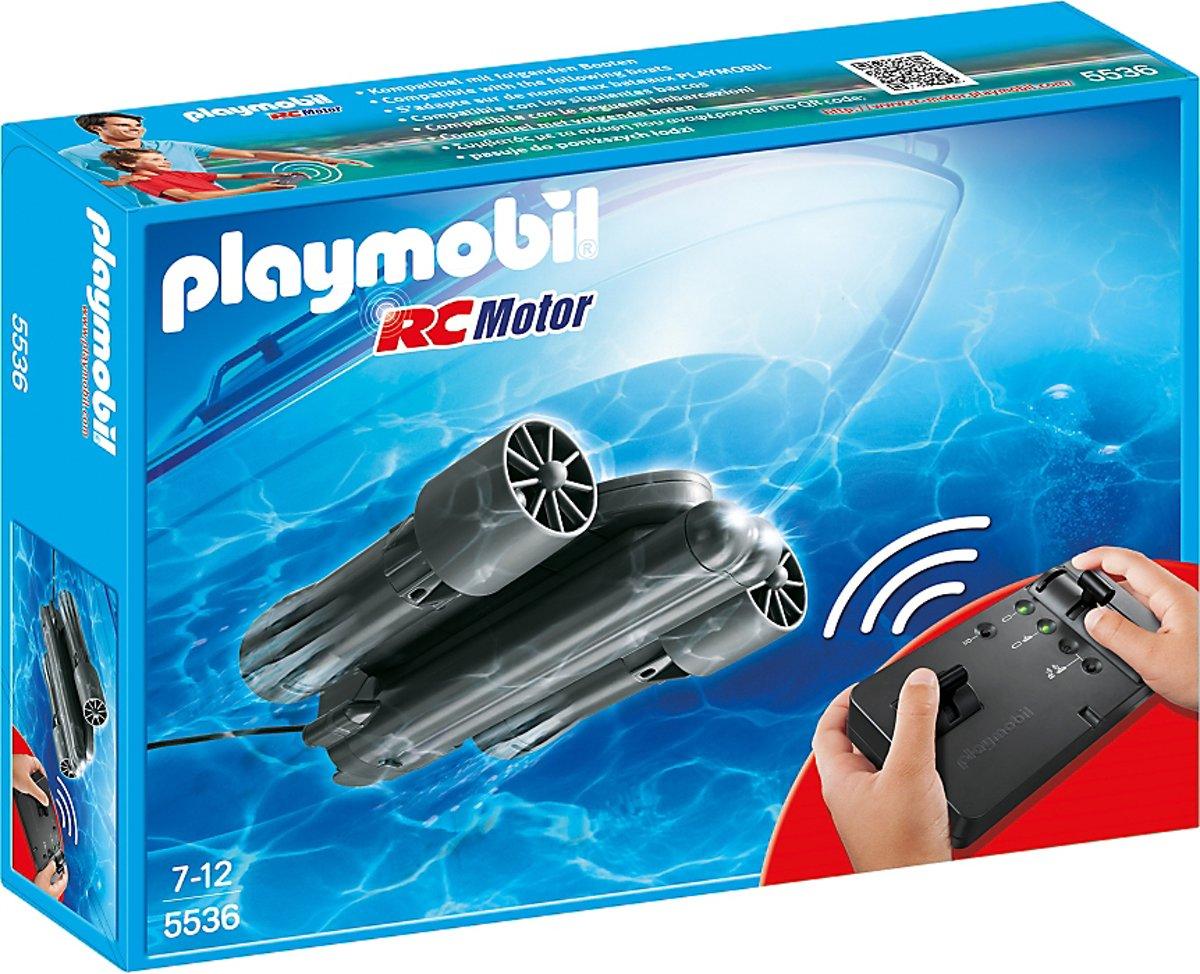 PLAYMOBIL Rc Onderwatermotor - 5536