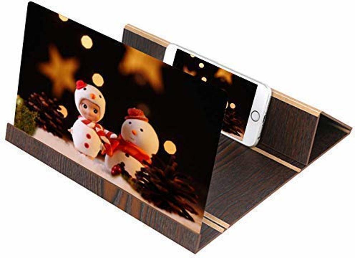 Smartphone scherm vergroter Coffee - iPhone vergrootglas - accessoire mobiele telefoon - 3D-scherm smartphone - vergrootscherm kopen