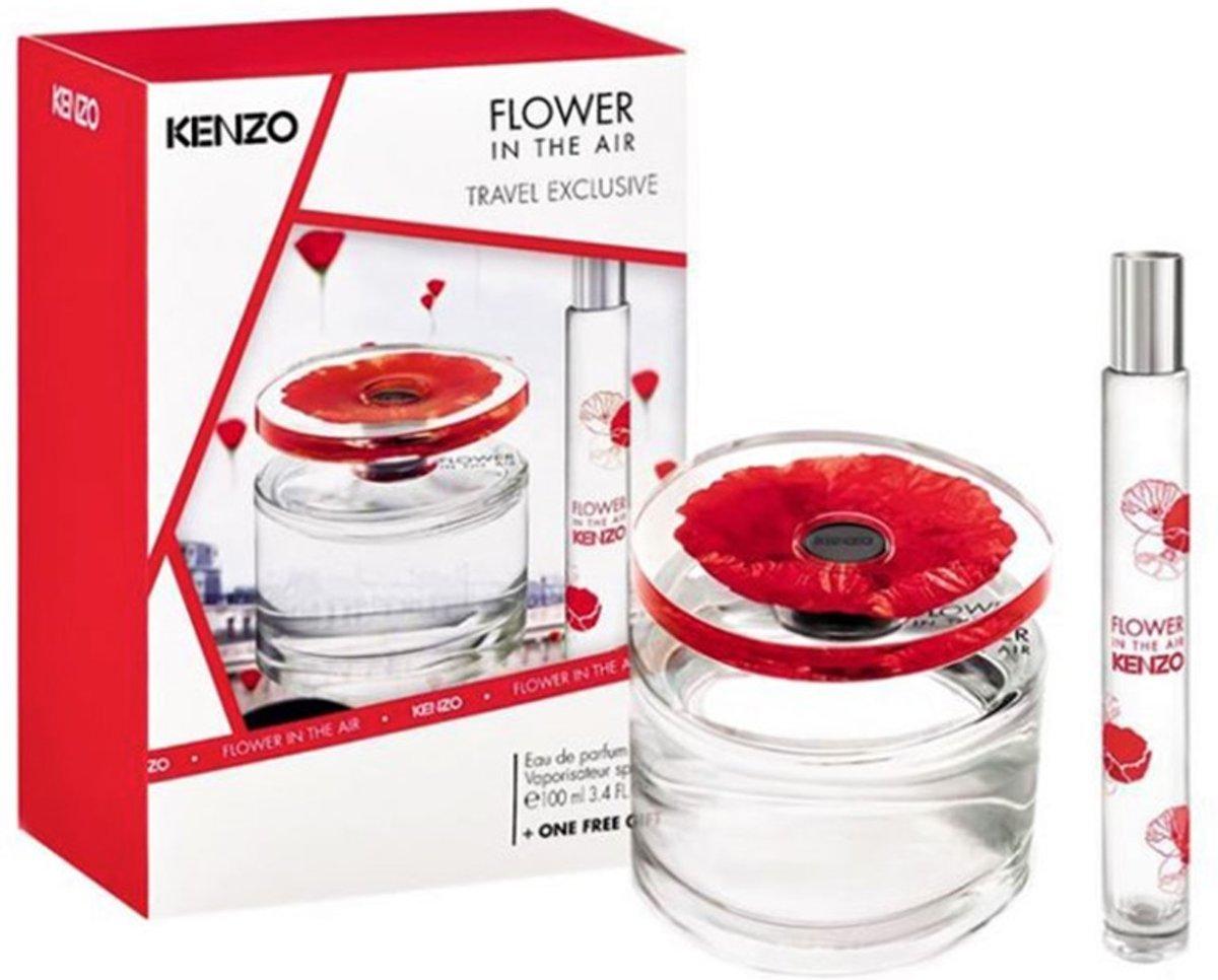 Kenzo Eau de parfum Flower in the air 100ml eau de parfum + 15ml eau de parfum Gifts ml