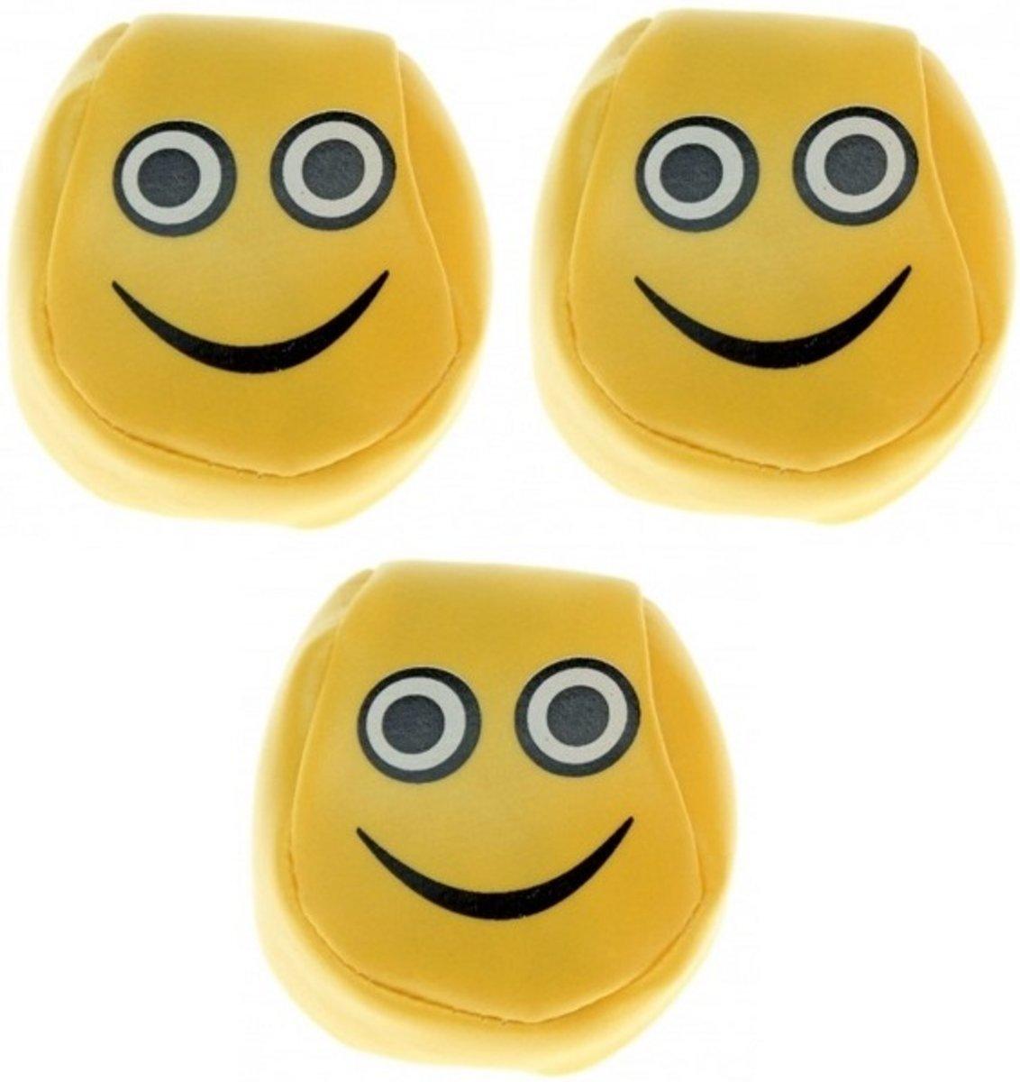 Jongleerballen kinderen 3x smile