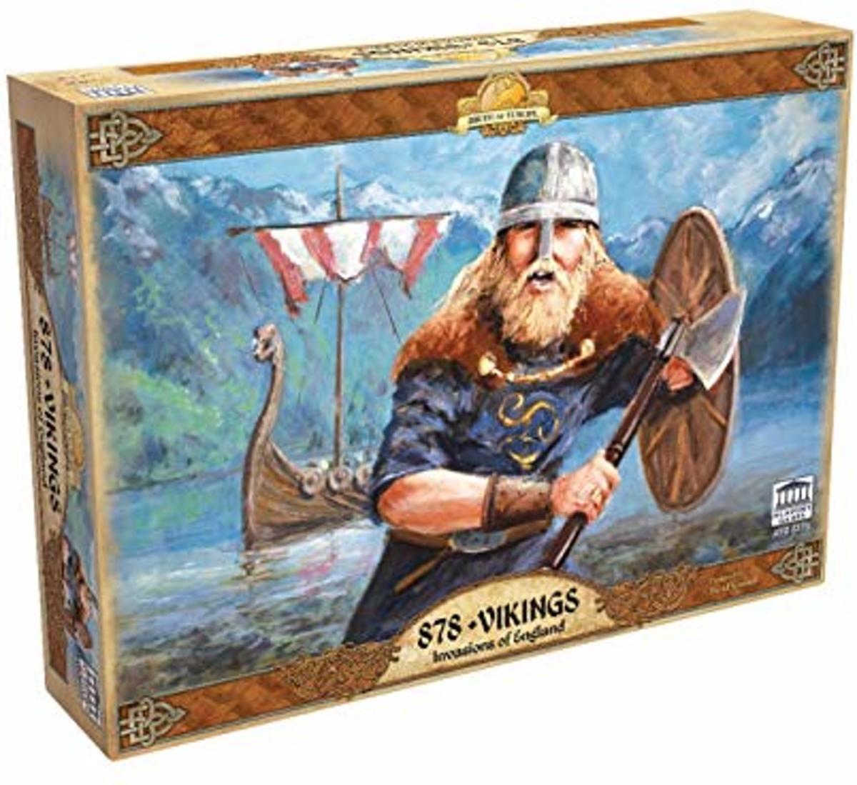 878 Vikings boardgame