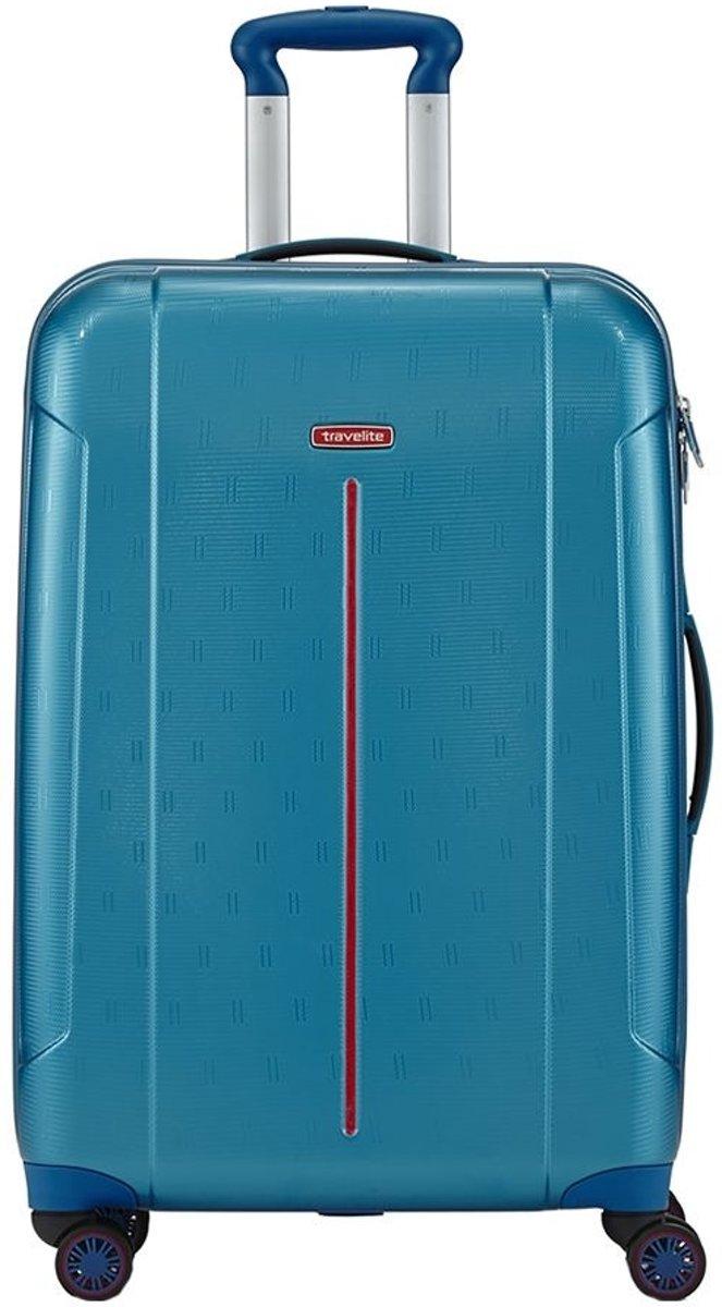 Travelite Echo koffer 68 cm aqua kopen
