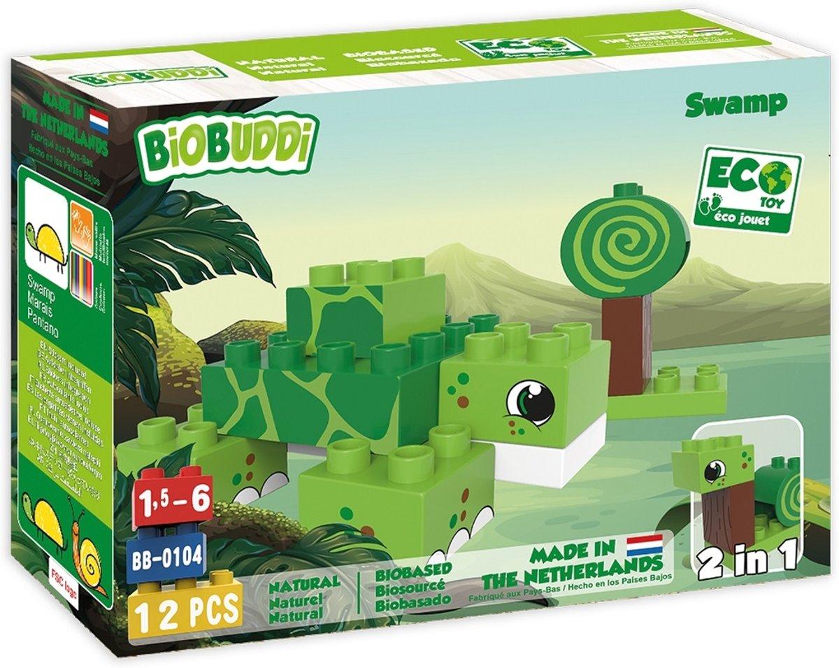 BiOBUDDi Wildlife Swamp